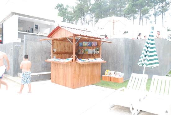 Bibliotecas de verão proporcionam leituras ao ar livre
