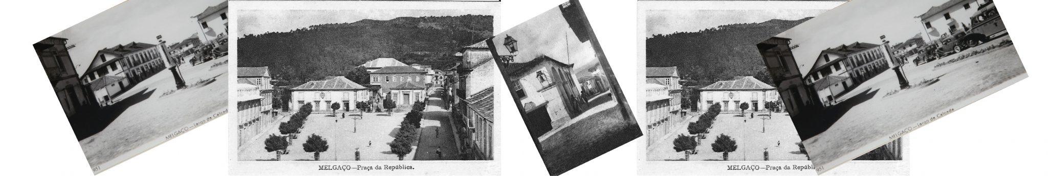 MELGAÇO LARGO DA CALÇADA 1951-01