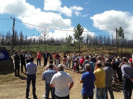 EDP constrói novo posto de transformação na freguesia de Penso