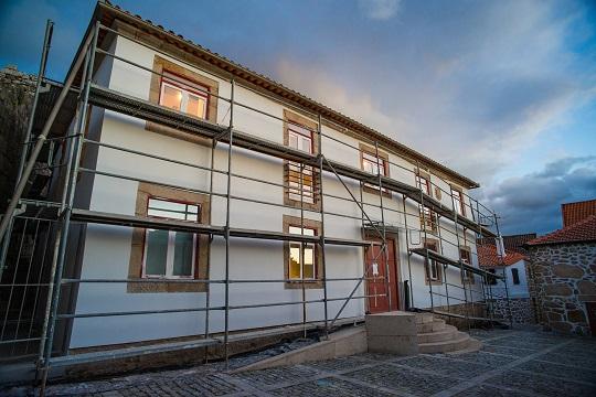 107 mil euros para requalificar edifícios municipais