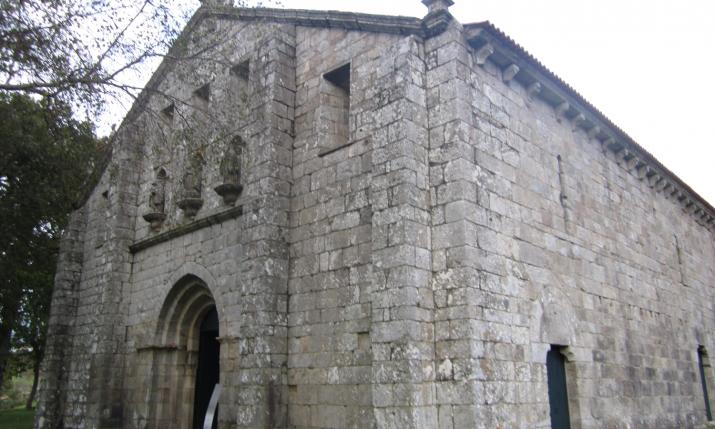 Mosteiro de Santa Maria de Fiães
