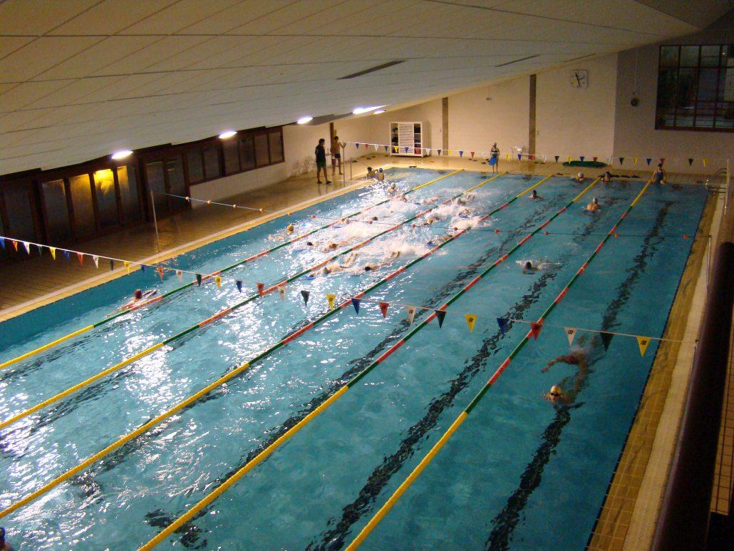 Reabertura das piscinas municipais portal municipal de melga o - Piscinas melgaco ...