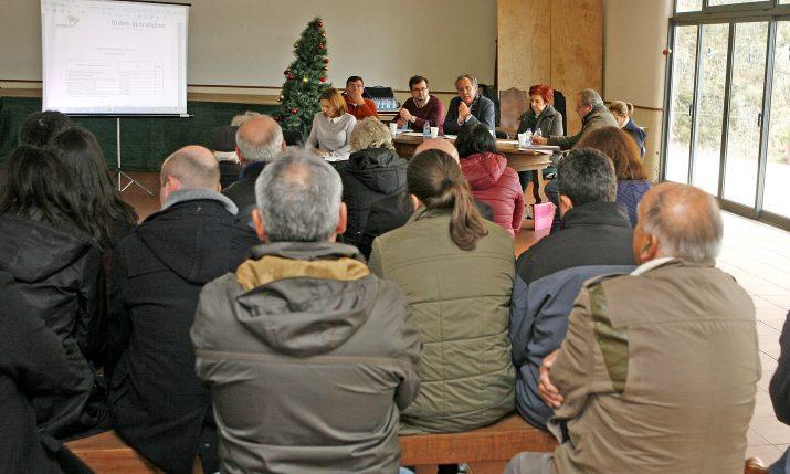 Reunião descentralizada em Castro Laboreiro