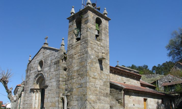 Igreja Paroquial de Chaviães