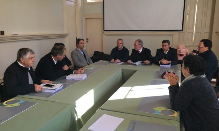 acordo de cooperação para a constituição da Rede Intermunicipal de Bibliotecas Públicas