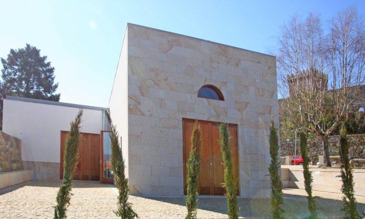Casa Mortuária da Vila