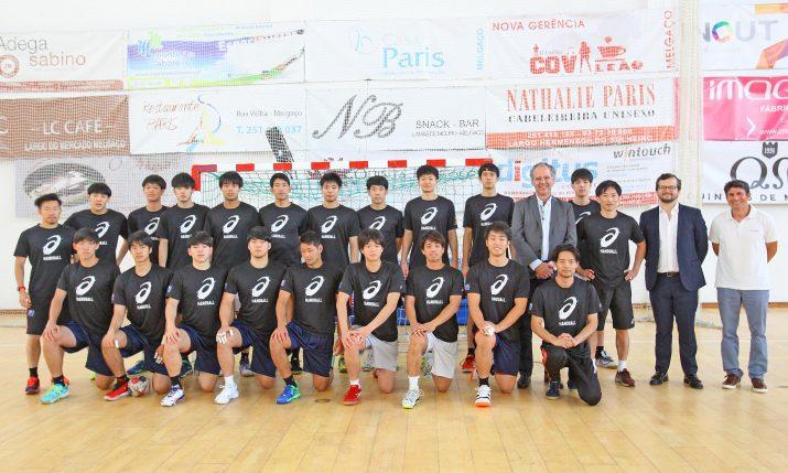 Seleção Japonesa de Andebol (7)