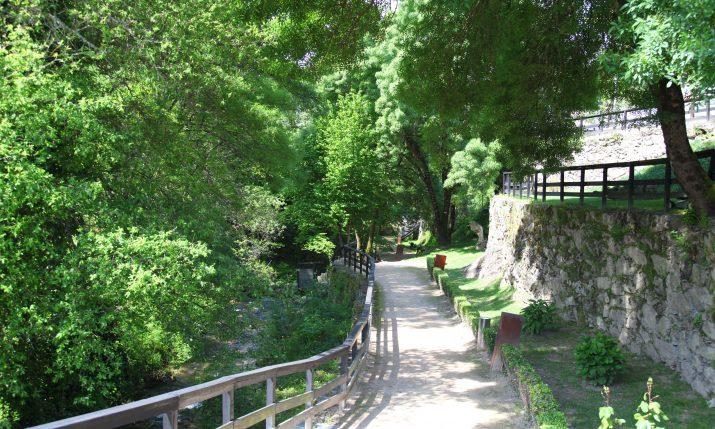 Parque Urbano rio do Porto